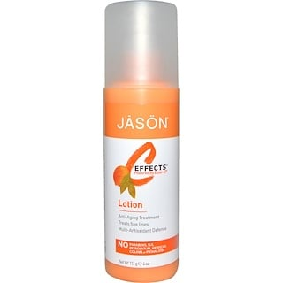 Jason Natural, C-Effects, Lotion, 4 oz (113 g)