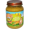 Earth's Best, Organic, Baby Food, Spring Vegetables & Pasta, 6 oz (170 g) (Discontinued Item)