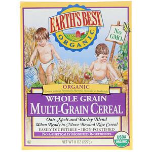 Ёртс Бест, Organic Whole Grain Multi-Grain Cereal, 8 oz (227 g) отзывы