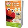 Earth's Best, オーガニック Yummy Tummy Instant Oatmeal、メイプル & ブラウンシュガー、10 パック、各1.51 オンス (43 g)