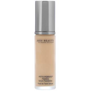 Juice Beauty, Phyto-Pigments, Flawless Serum Foundation,  16 Natural Tan, 1 fl oz (30 ml)