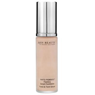 Juice Beauty, Phyto-Pigments, Flawless Serum Foundation, 11 Rosy Beige, 1 fl oz (30 ml)