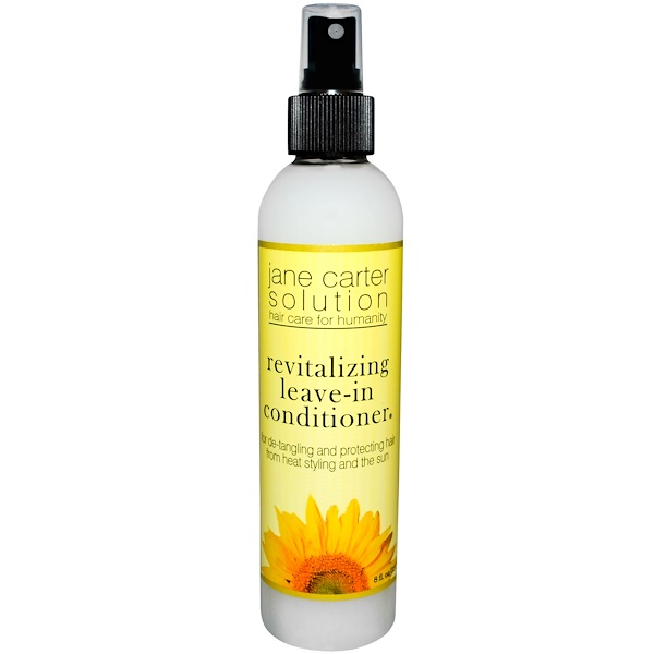 The Jane Carter Solution, Revitalizing Leave-In Conditioner, 8 fl oz (237 ml) (Discontinued Item)