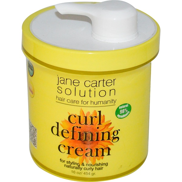 The Jane Carter Solution, Curl Defining Cream, 16 oz (454 g) (Discontinued Item)