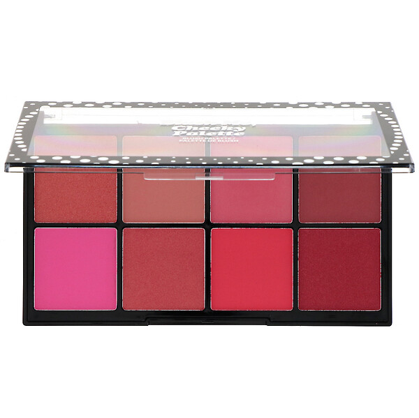Палетка румян Blush Me, Cheeky Palette, 38 г
