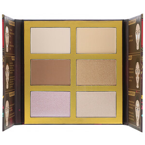 J.Cat Beauty, Symphony Face Obsession, Highlight, Contour & Bronzer Palette, SFO101 #1 Light/Medium, 0.97 oz (27.5 g) отзывы покупателей
