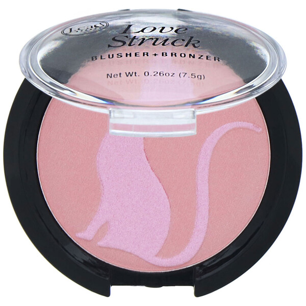 J.Cat Beauty, Love Struck, blush + bronzeador, LGP 104 Rosto de anjo, 7,5 g