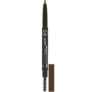 J.Cat Beauty, Perfect Duo Brow Pencil, BDP104 Auburn, 0.009 oz (0.25 g) отзывы