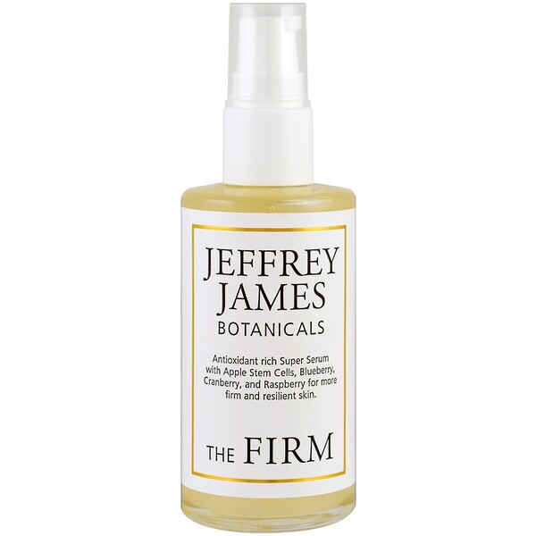 Jeffrey James Botanicals, The Firm, Firmador Instantâneo para o Rosto, 59 ml (2 oz)