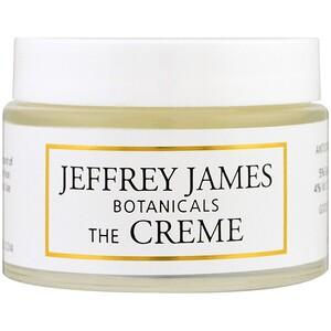 Джеффри Джеймс Ботаникалс, The Creme, All Day & All Night, 2.0 oz (59 ml) отзывы покупателей