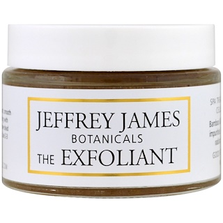 Jeffrey James Botanicals, The Exfoliant Radiant Complex Scrub, 2.0 oz (59 ml)