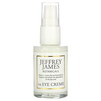 Купить Jeffrey James Botanicals крем для области вокруг глаз, осветляет, освежает, 29 мл (1, 0 унция)