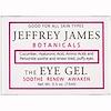 Jeffrey James Botanicals, アイゲル、癒し、再生、目覚め、0.5 oz (15 ml)