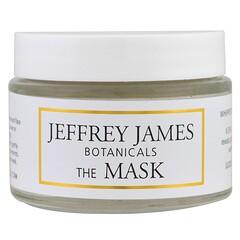 Jeffrey James Botanicals, 面膜,樹莓奶油泥美容面膜,2.0 盎司(59 毫升)