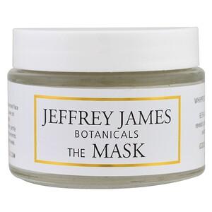 Джеффри Джеймс Ботаникалс, The Mask, Whipped Raspberry Mud Mask, 2.0 oz (59 ml) отзывы покупателей