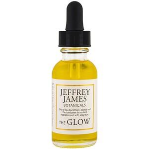 Джеффри Джеймс Ботаникалс, The Glow Ultimate Hydration Restoration, 1.0 oz (29 ml) отзывы покупателей