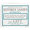 Jeffrey James Botanicals, ザ・ギフト、若返るデイクリーム、 2.0 oz (59 ml)