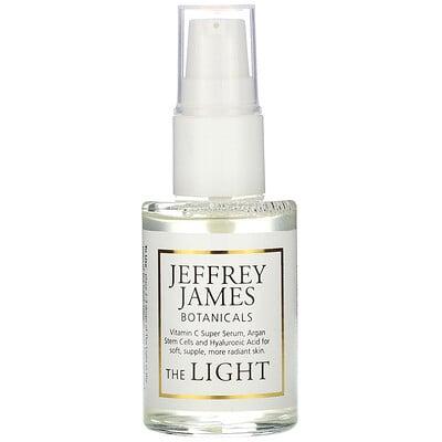 Купить Jeffrey James Botanicals The Light, антивозрастная сыворотка с витаминомC, 29мл (1жидк.унция)