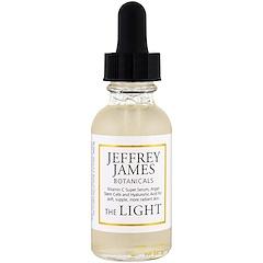 Jeffrey James Botanicals, The Light Age Defying C Serum, 1.0 oz (29 ml)