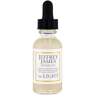 Jeffrey James Botanicals, The Light, suero antiedad con vitamina C, 1.0 oz (29 ml)