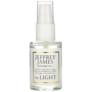 Джеффри Джеймс Ботаникалс, The Light Age Defying C Serum, 1.0 oz (29 ml) отзывы покупателей