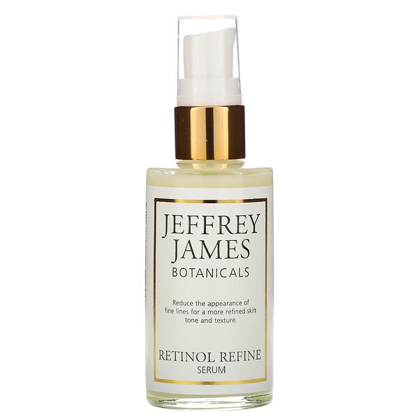 Jeffrey James Botanicals, Retinol Refine Serum, 2.0 oz (59 ml)