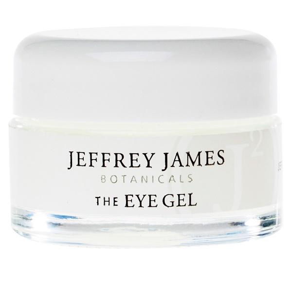 Jeffrey James Botanicals, The Eye Gel, .5 oz (14 ml) (Discontinued Item)