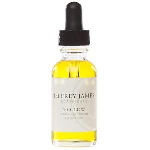 Джеффри Джеймс Ботаникалс, The Glow, Facial Oil, 1.0 oz (29 ml) отзывы покупателей