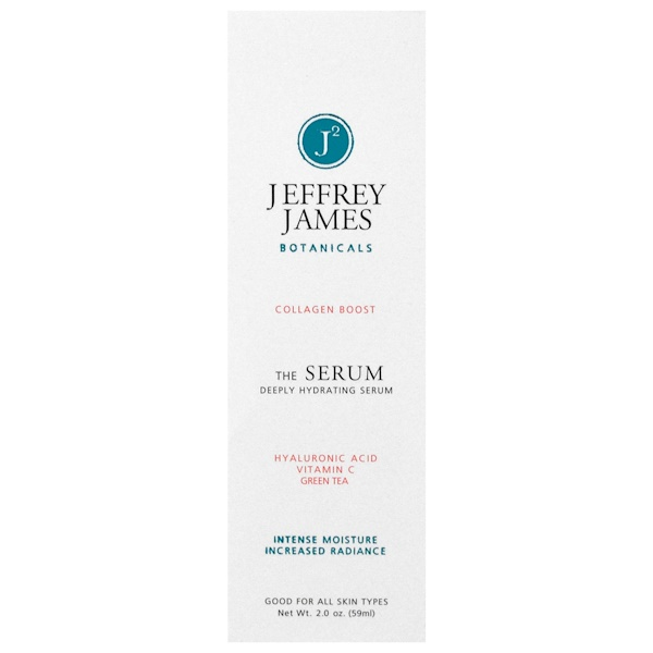 Jeffrey James Botanicals, The Serum, Deeply Hydrating Serum, 2.0 oz (59 ml) (Discontinued Item)