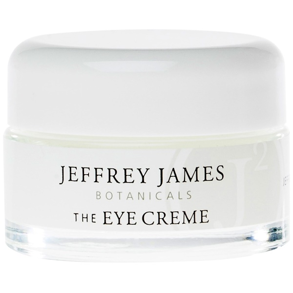 Jeffrey James Botanicals, The Eye Creme, .5 oz (14 ml) (Discontinued Item)