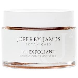 Джеффри Джеймс Ботаникалс, The Exfoliant, Radiant Complexion Scrub, 2.0 oz (59 ml) отзывы
