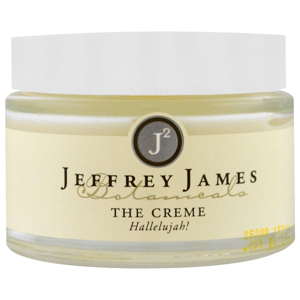 Jeffrey James Botanicals, The Creme, Antioxidant & Anti Aging, 2.0 oz (59 ml) (Discontinued Item)