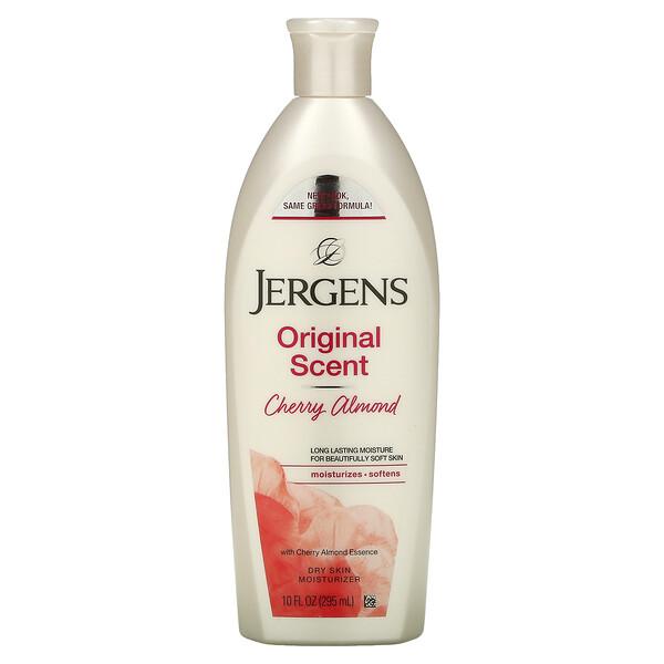 Original Scent Dry Skin Moisturizer, Cherry Almond, 10 fl oz (295 ml)