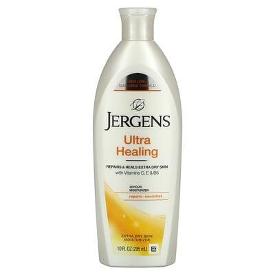 Купить Jergens Ultra Healing, Extra Dry Skin Moisturizer, 10 fl oz (295 ml)