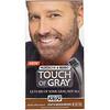 Just for Men, Touch of Gray, Mustache & Beard, Light & Medium Brown B-25/35, 1 Multiple Application Kit