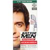 Just for Men, Autostop Men's Hair Color, Dark Brown A-45, 1.2 oz (35 g)