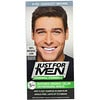 Just for Men, Original Formula Men's Hair Color,  Darkest Brown H-50, Single Application Kit