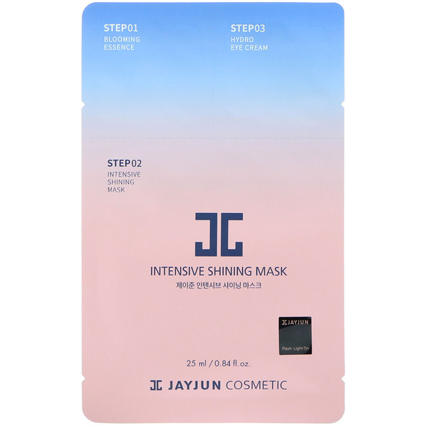 Jayjun Cosmetic, Intensive Shining Mask, 1 Mask, 0.84 fl oz (25 ml)