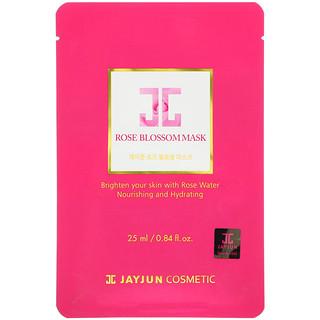 Jayjun Cosmetic, قناع روز بلوسوم، 1 قناع، 0.84 أوقية سائلة (25 مل)