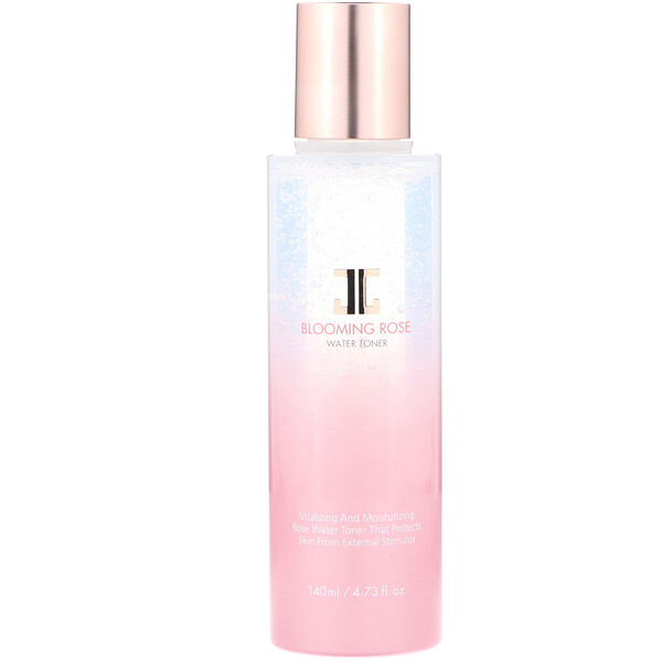 Jayjun Cosmetic, Blooming Rose Water Toner, 4.73 ml (140 ml) (Discontinued Item)