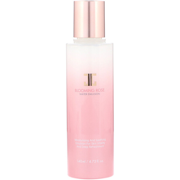 Jayjun Cosmetic, Blooming Rose Water Emulsion, 4.73 ml (140 ml) (Discontinued Item)