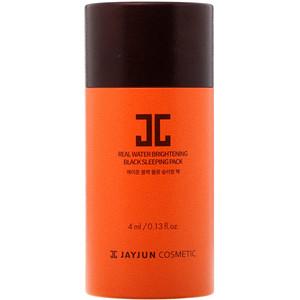 Jayjun Cosmetic, Real Water Brightening Black Sleeping Pack, 10 Packets, .13 fl oz (4 ml) отзывы