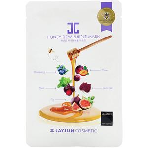 Jayjun Cosmetic, Honey Dew Purple Mask, 1 Sheet, 25 ml отзывы покупателей