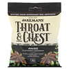 Jakemans, Throat & Chest, Anise Flavored, 30 Lozenges