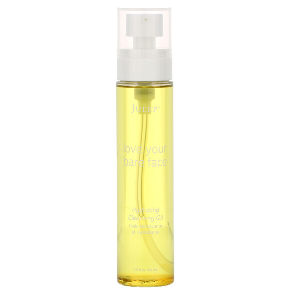 Julep, Love Your Bare Face, Hydrating Cleansing Oil, 3.5 fl oz (104 ml)