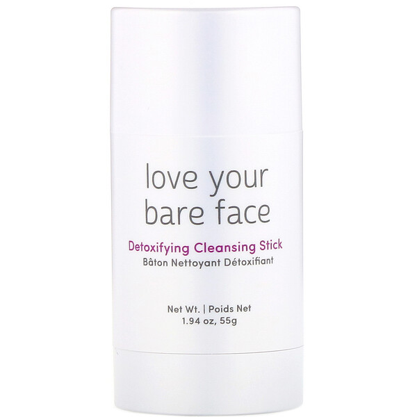 Julep, Love Your Bare Face, Detoxifying Cleansing Stick, 1.94 oz (55 g)