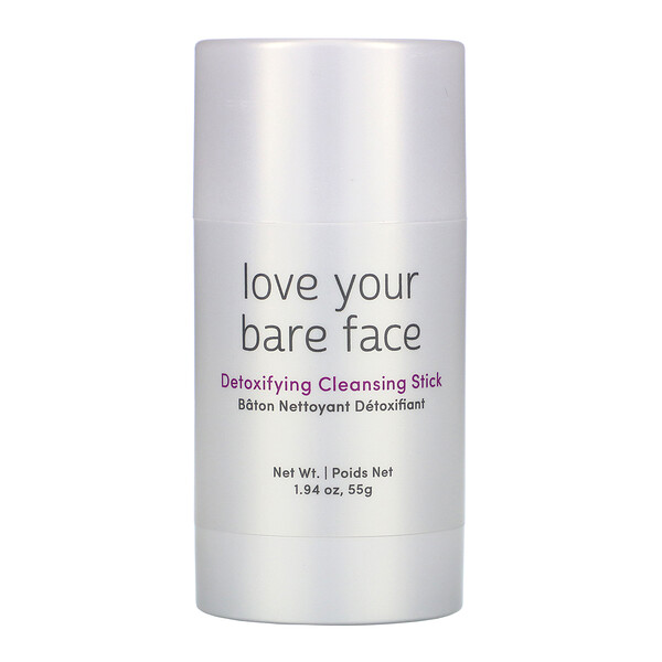 Love Your Bare Face, Detoxifying Cleansing Stick, 1.9 oz (55 g)