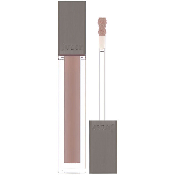 Julep, So Plush, Ultra-Hydrating Lip Gloss, Low Key, 0.15 fl oz (4.4 ml) (Discontinued Item)