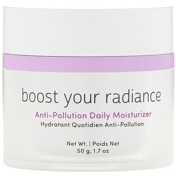 Julep, Boost Your Radiance, Anti-Pollution Daily Moisturizer, 1.7 oz (50 g)