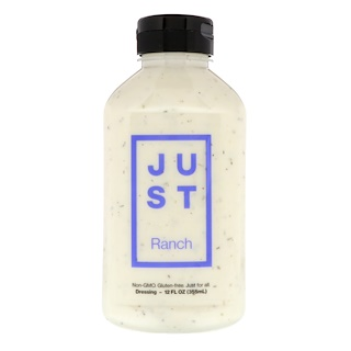 Just Mayo, Just Ranch, 12 fl oz (355 ml)